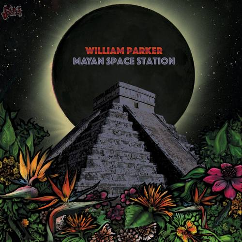 Mayan Space Station-William Parker