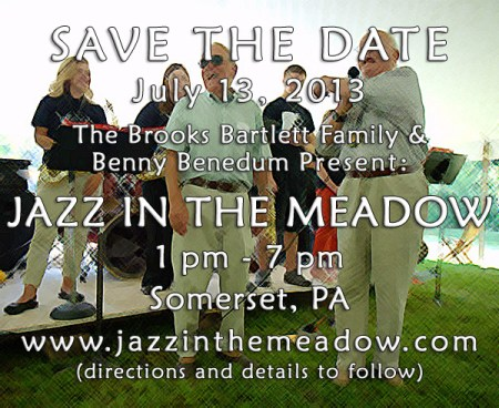 Jazz in the Meadow 2013