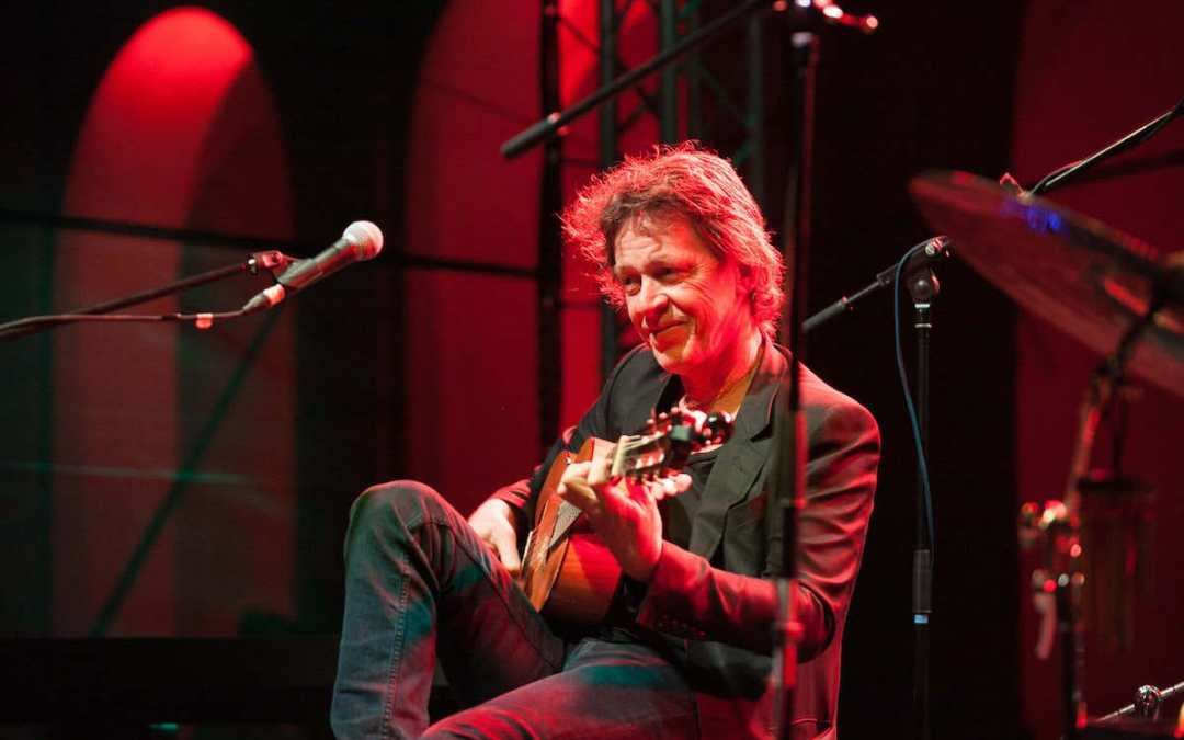 Short talk with Dominic Miller
