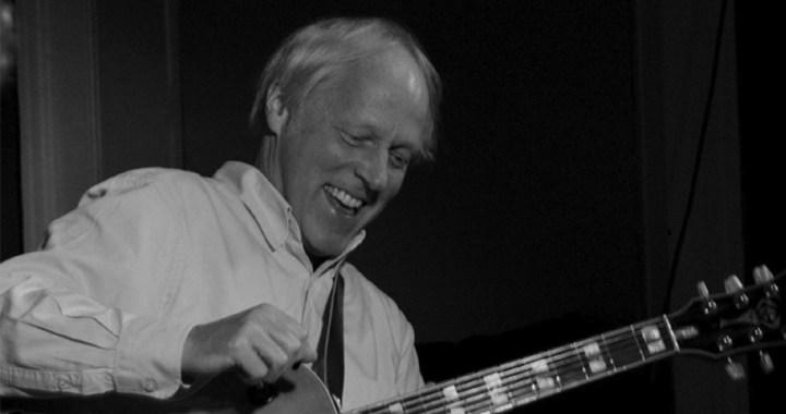 Jim, Johnston and Gypsy Jazz [video]