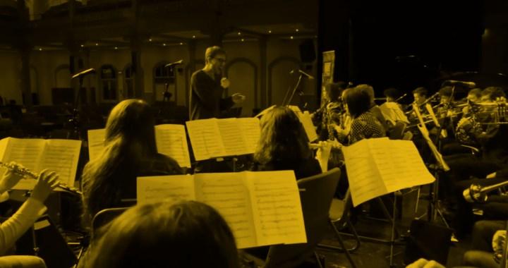 Matt Anderson with Scarborough Area Music Centre
