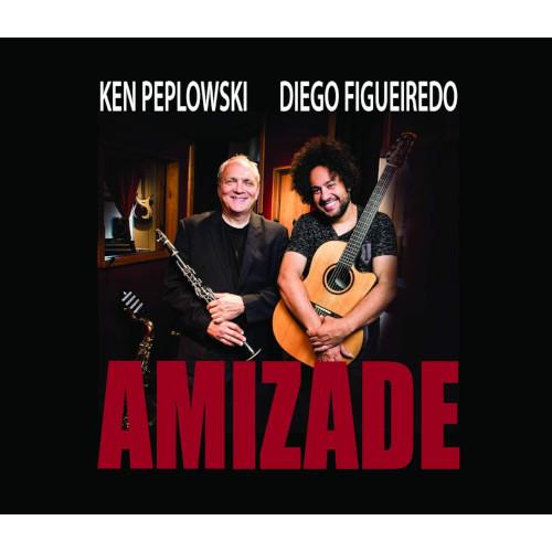 Image result for review Ken Peplowski, Diego Figueiredo - Amizade
