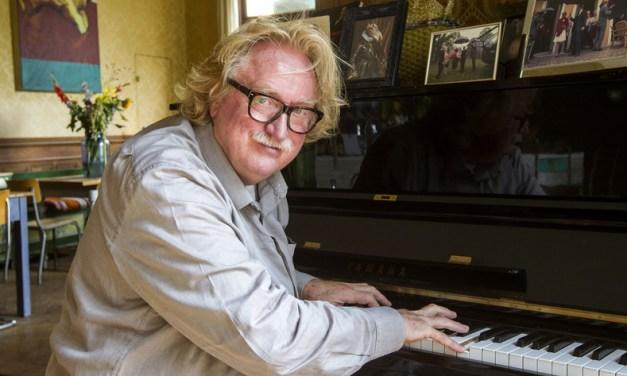 Achter de piano verlies ik mijzelf..