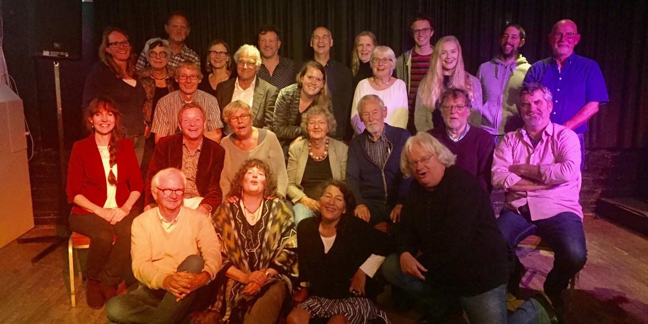 Vrijwilligers klaar voor een nieuw jazzseizoen