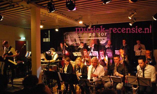New Sound Jazz Machine maakt van Kerst feest
