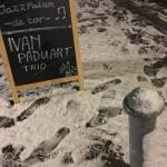 Trio Ivan Paduart, ondanks de sneeuw