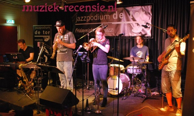 The Uppertunes: tof bandje