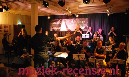 Combinatie bigband en zangeres is Goud (s) waard
