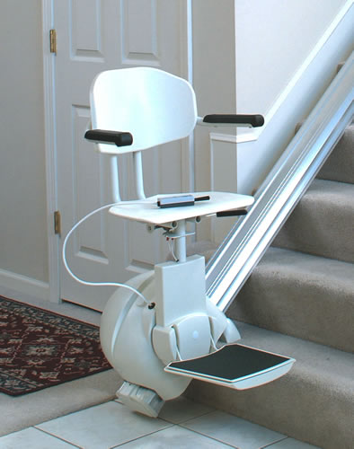 AmeriGlide TK Access Citia AC Stair Lift - Used