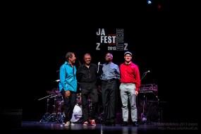 Jack DeJohnette Group. Foto: Petra Basche