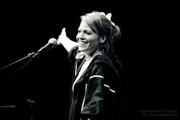Monika Roscher BigBand. Foto: P. Basche
