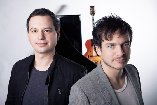Andreas Dombert und Chris Gall mit neuer CD