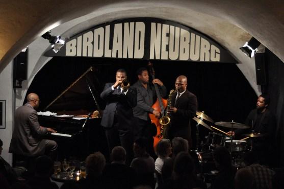 Keller Jeremy Pelt Quintet GB