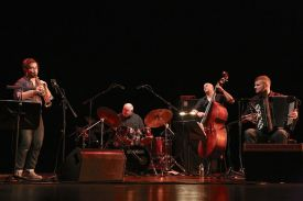 0K3A0472, Humair Quartet (dombr)
