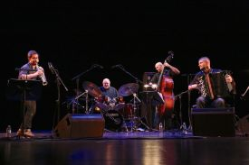0K3A0487, Humair Quartet (dombr)