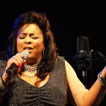 Sheila Raye Charles. Foto: Juan Martin Koch