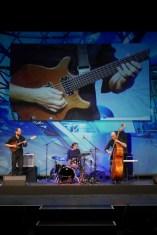 Manu Codjia Trio. Foto: Thomas J. Krebs