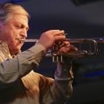 Trompeter Dusko Goykovich. Foto: Ralf Dombrowski
