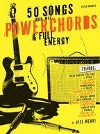 """Cover: """"50 Songs nur mit Powerchords & Full Energy"""" veröffentlicht von Bosworth Music"""
