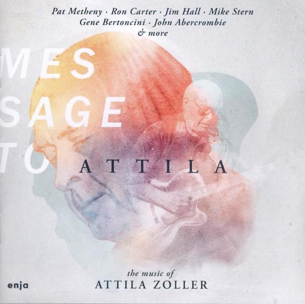 A Message to Attila ENJ-9620 2