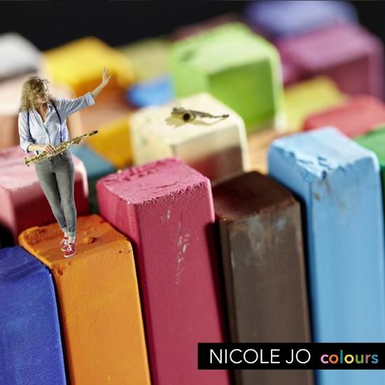 """Nicole Jo """"Colours"""". www.NicoleJo.de"""