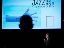 Richard Williams beim Vorspiel zum Jazzfest. Foto: Petra Basche