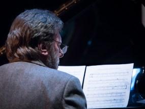 Keith Tippett Octet beim Jazzfest Berlin. Foto: Petra Basche