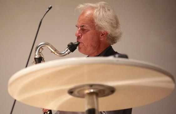 Michael Riessler. Foto: Ralf Dombrowski