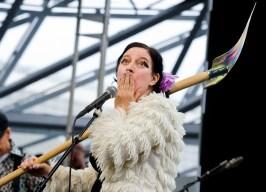 Erika Stucky, Foto: Susanne van Loon