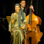Ganz in Gold – Malia gastiert im Jazzclub Regensburg