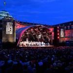 Jazz Open 2015 auf dem Schlossplatz
