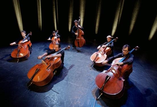 L'Orchestre des Contrebasses