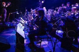 Espoo Big Band, Marzi Nyman (ltg), April Jazz Festival, Espoo Finland, Foto Ralf Dombrowski