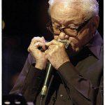 Toots Thielemans. Foto: German Jazz Trophy