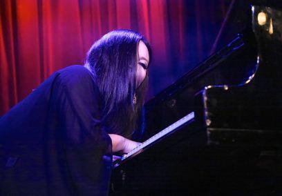 Naoko Sakata (p), Fasching Jazz Club, Stockholm, Foto Ralf Dombrowski