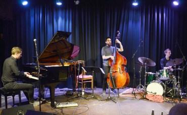 Das Leo Betzl Trio. Foto: Michael Scheiner