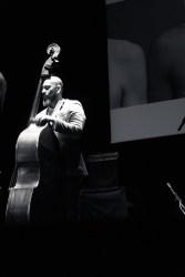 Angelika Niescier – Florian Weber Quintet. Foto: Petra Basche