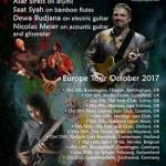 +++ news +++ 38. Internationales Jazzfestival Saalfelden +++ Meier-Budjana Group Europe Tour 2017 +++ Programm für den Jazz Club Minden +++