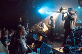 """Techno-Jazz mit """"Jazzrausch"""". Foto: Susanne van Loon"""