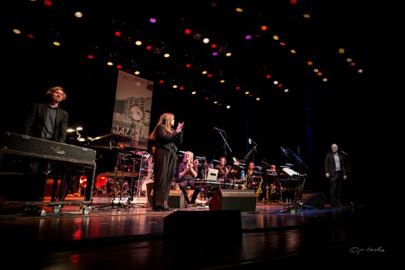 Jazzfest Berlin 2017. NDR Bigband: Geir Lysne's Abstracts from Norway. Foto: Petra Basche