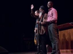 Dr. Lonnie Smith Trio beim Jazzfest Berlin 2017. Foto: Petra Basche