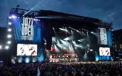 Jazzopen Schlossplatz. Foto: Jazzopen/Presse