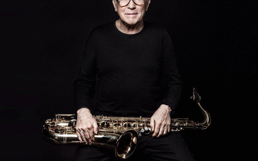 Klaus Doldinger. Foto: © Peter Honnemann.