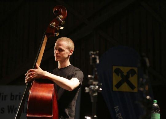 Nick Jurd, Soweto Kinch Trio. Foto: Ralf Dombrowski