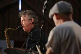 Julian Siegel, Julian Siegel Quartet. Foto Ralf Dombrowski