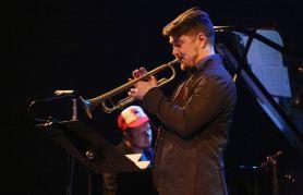 Verneri Pohjola, Ilmiliekki Quartet. Foto: R. Dombrowski