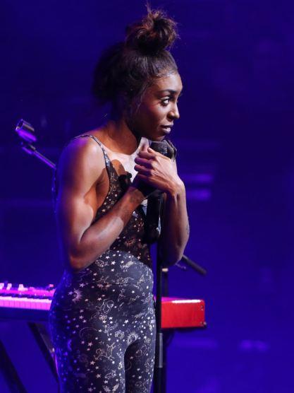 Laura Mvula. Foto: R. Dombrowski
