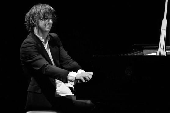 Michael Wollny am Piano. Foto: Thomas J. Krebs