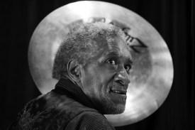 Der Drummer Al Foster. Foto: Thomas J. Krebs