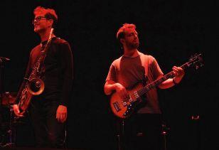 Donny McCaslin, Nate Wood, Szene, Salzburg, Jazz & The City, Foto Ralf Dombrowski